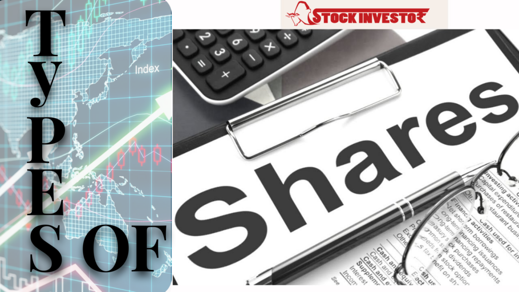 Types of shares