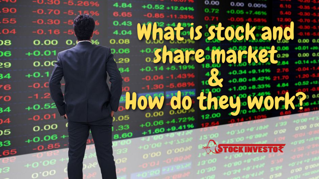 What is stock and share market & How do they work_ (1)
