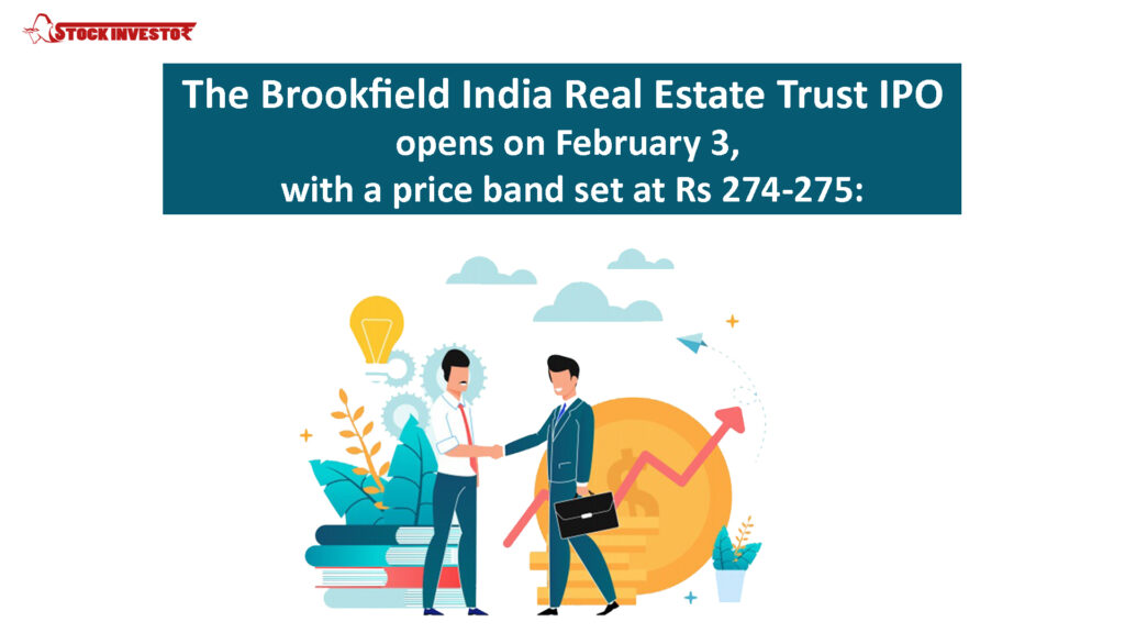 Brookfield India Real Estate Trust